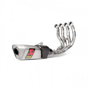 Akrapovic Evolution Exhaust System R1 RN32