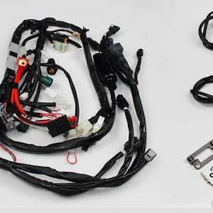 13S-F2590-71 WIRE HARNESS SET YZF-R6 RJ15 YEC Part