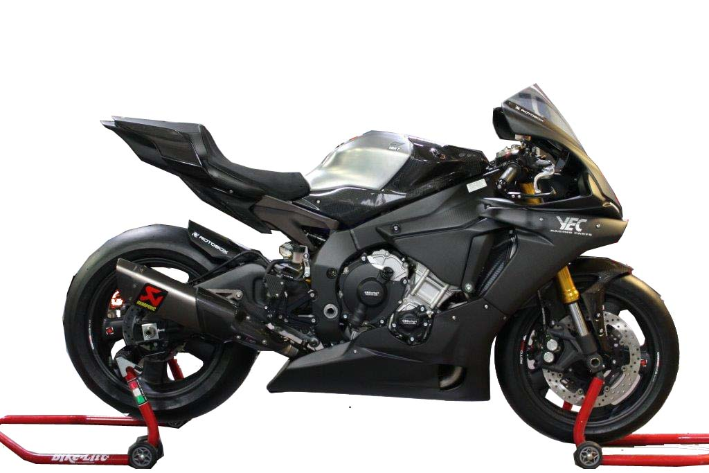 carbon fairing incl seat yzf r1 rn32 yart. Black Bedroom Furniture Sets. Home Design Ideas