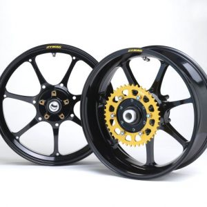 Dymag UP7X Forged Aluminium wheelset YZF-R1 RN32