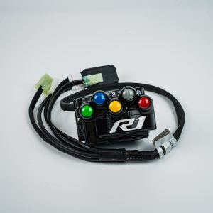 YART YZF-R1 2020 Right Gear switch (incl. throttle housing)