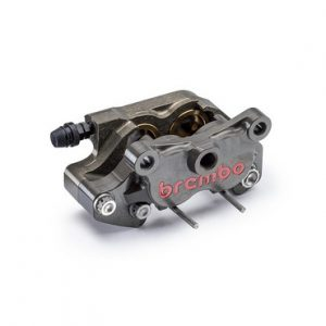 Brembo Racing 64 mm Axial Rear Billet 4P Caliper Cod.X20.61.01