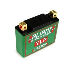Aliant Ultralight Lithium-Battery