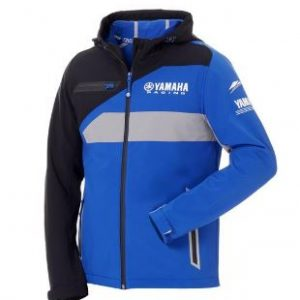 Paddock Blue-Softshelljacket for Men 2018