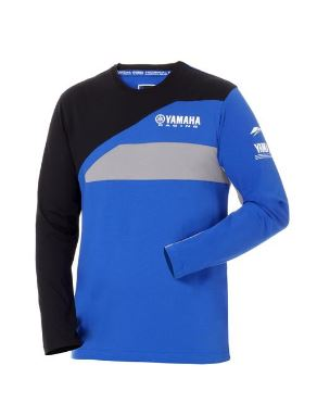 Paddock Blue Race Men's Long Sleeve Top