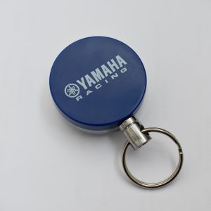 Key Ring extendable blue