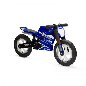 Yamaha Paddock Blue Race Kids Balance Bike