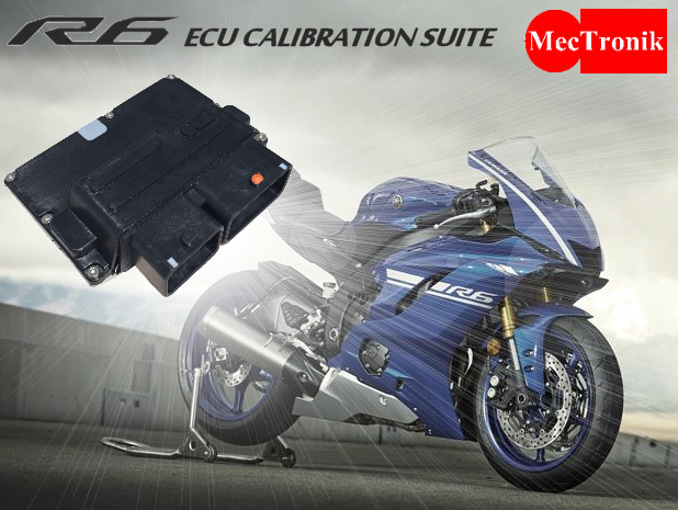mectronik yzf-r6 2017-19 wssp homologated  electronic,incl.wireloom,ecu,switch and pro cable | yart  yart