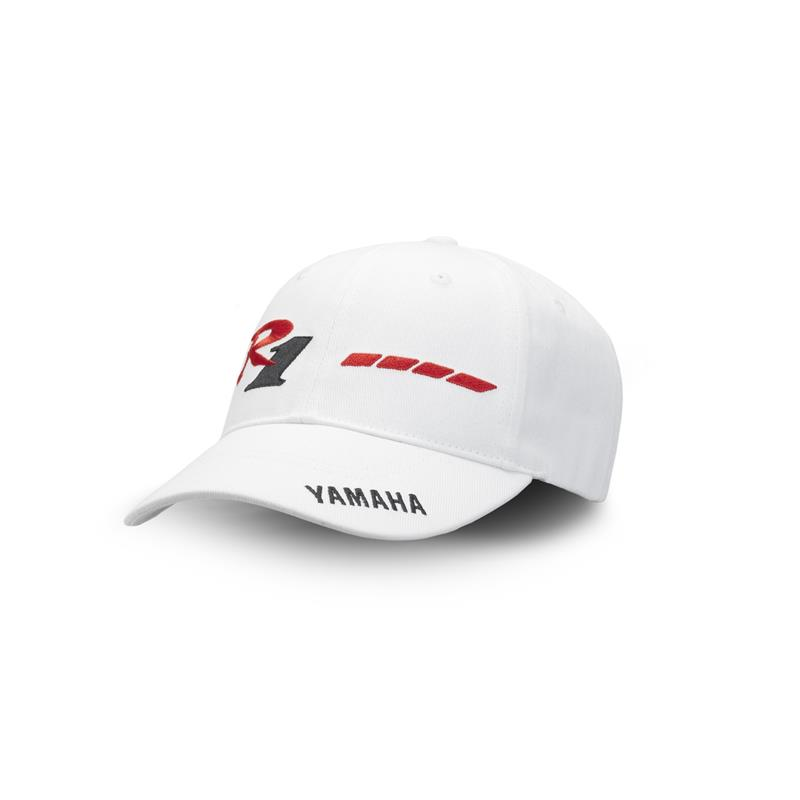 Yamaha YZF-R1 20th Anniversary White Cap