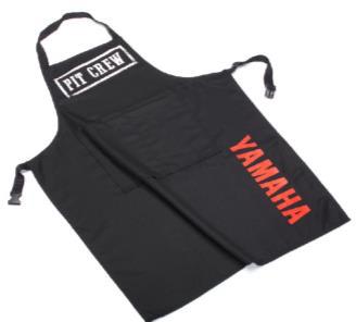 BBQ-apron black