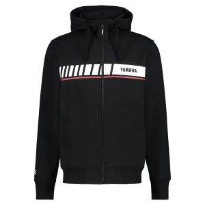 REVS Men's Zip-Up Hoodie black/grey