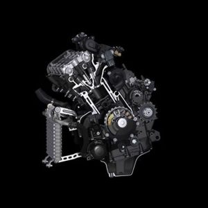 GYTR B3L-100E0-00-RC SPARE ENGINE  for 2020 YZF-R1 incl. Throttle bodies