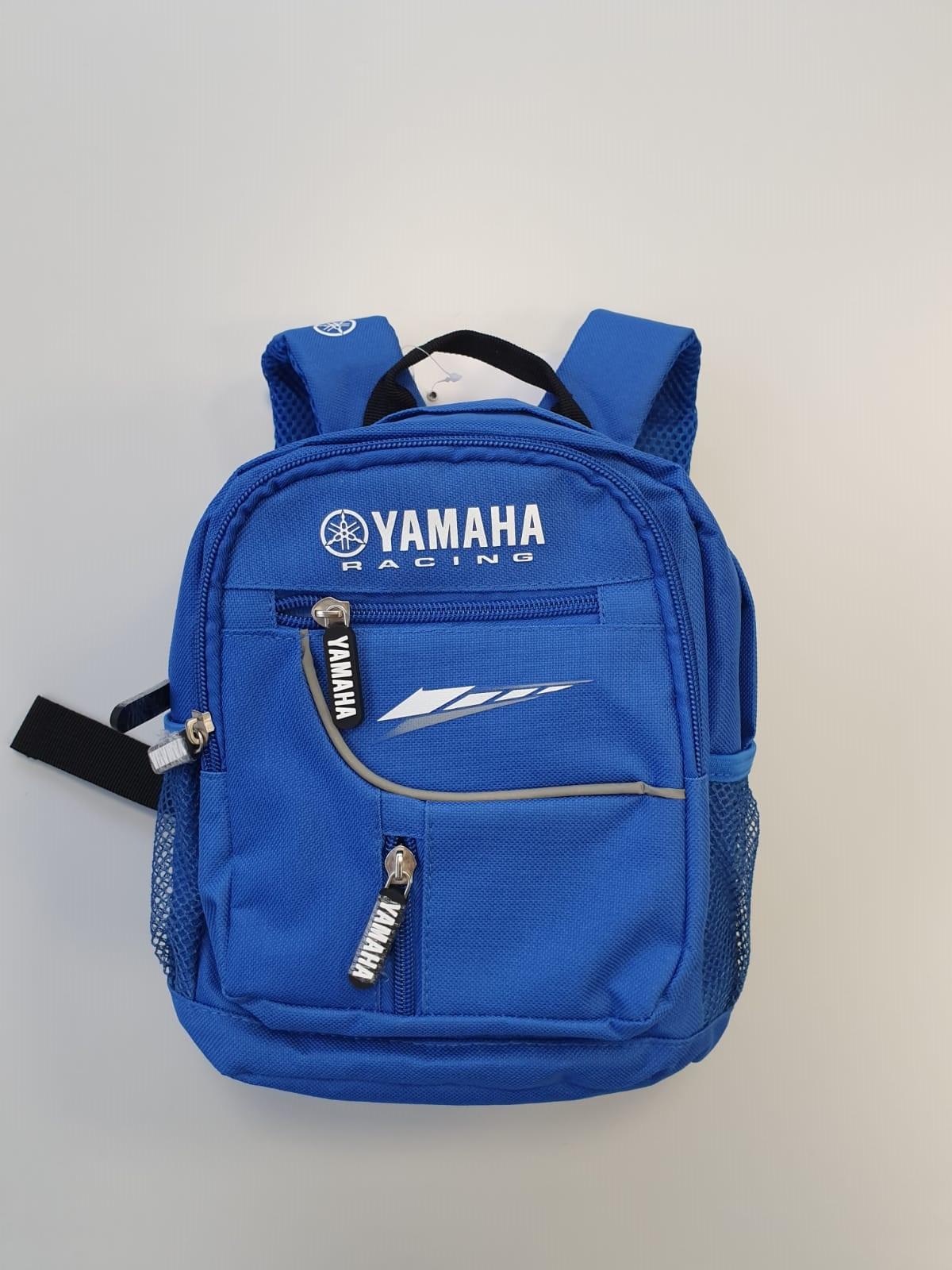 Kids Backpack Racing Blue Yart