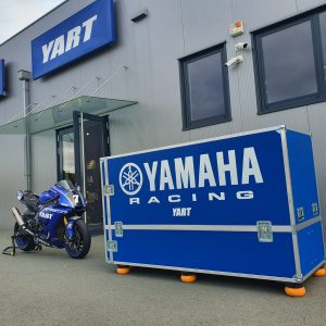 YART Flightcase for Motorcycle transport